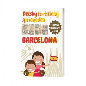 Kniha: BARCELONA – detský sprievodca