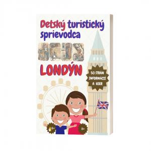 Kniha: LONDÝN – detský sprievodca