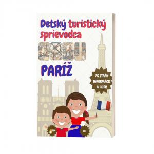 Kniha: PARÍŽ – detský sprievodca