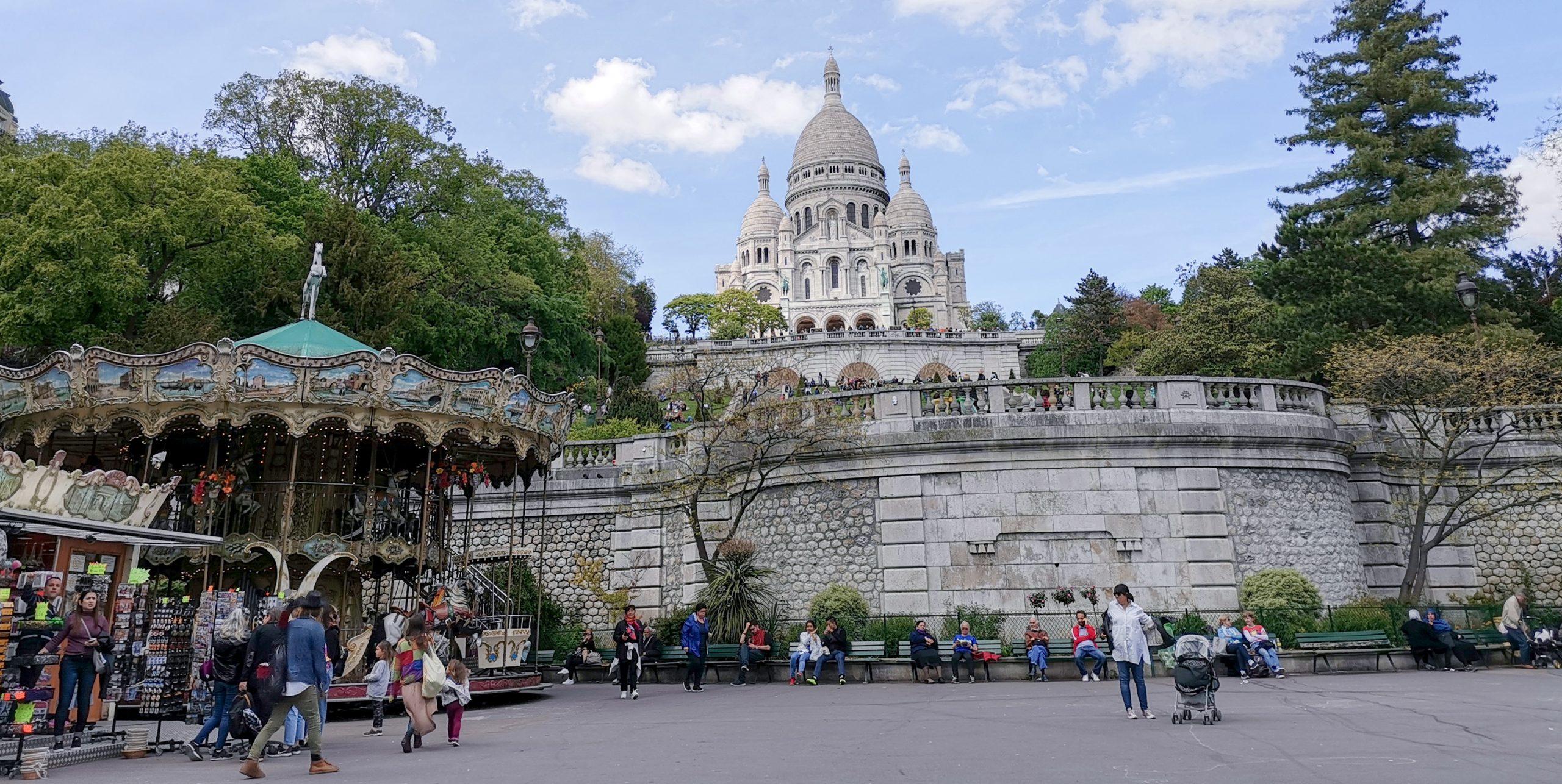 Kam s deťmi v Paríži