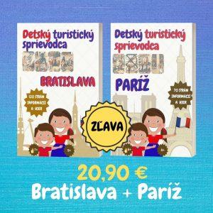 Detskí sprievodcovia – Bratislava + Paríž