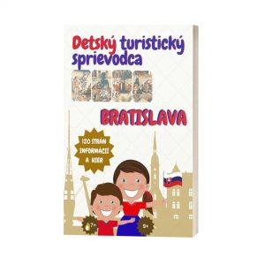 Kniha: BRATISLAVA – detský sprievodca
